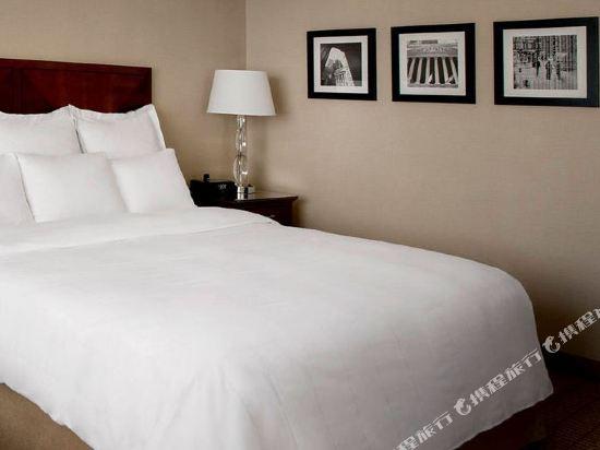 紐約市中心萬豪酒店(New York Marriott Downtown)標準房