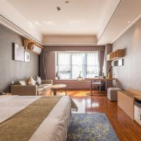 艾薇·禮寓(廣州南沙萬達廣場分店)酒店預訂