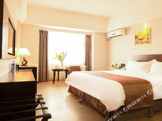 珠海寰庭精品酒店(Aqueen Hotel)豪華大床房