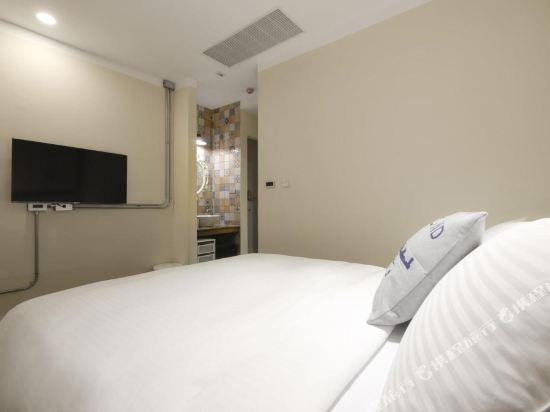 台中莿桐花文創微旅(Napas Hotel)高級雙人房