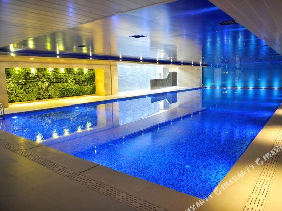 中山寰星度假公寓(Starr Holiday Apartment)室內游泳池