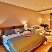 青島山海一色酒店式公寓(太平角六路店)