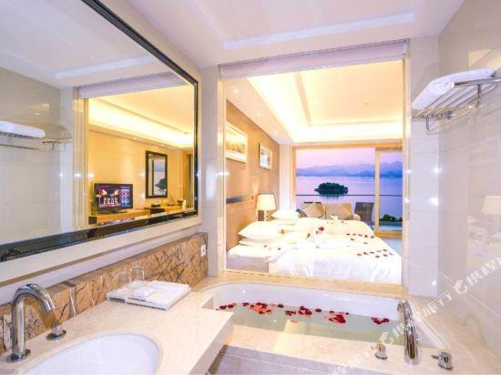 千島湖綠城度假酒店(1000 Island Lake Greentown Resort Hotel)3號樓綠城親子房