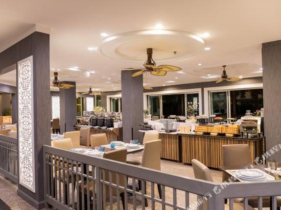 芭堤雅黃金海酒店(Golden Sea Pattaya)餐廳
