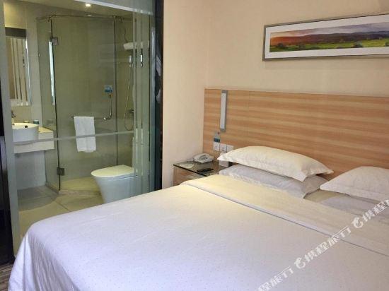 城市便捷吉隆坡武吉免登店(City Comfort Hotel Bukit Bintang)標準大床房(無窗)