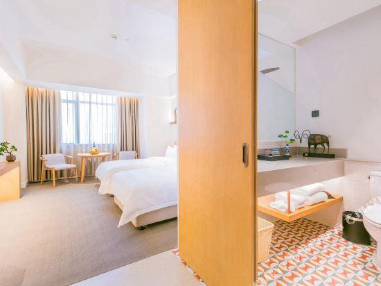 喜悅門酒店(佛山樂從傢俱城店)(Ceramik Hotel (Foshan Lecong Furniture City))優選雙床房