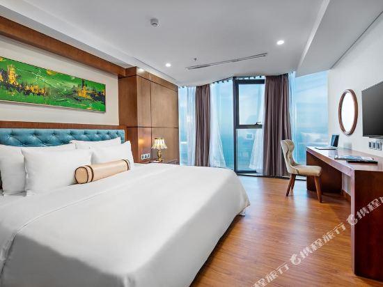 峴港海灘巴利斯德利酒店(Paris Deli Danang Beach Hotel)兩卧公寓房