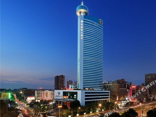 東莞厚街國際大酒店(HJ International Hotel)眺望遠景