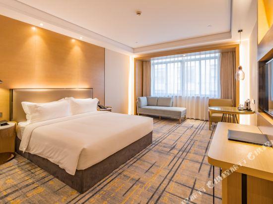 上海智微世紀麗呈酒店(REZEN HOTEL SHANGHAI ZHIWEI CENTURY)商務大床房