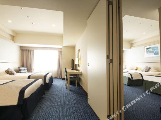 京阪環球塔酒店(Hotel Keihan Universal Tower)連通房
