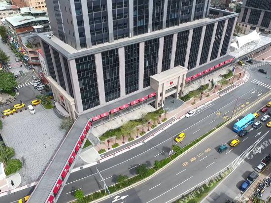 台北凱達大飯店(Caesar Metro Taipei)外觀