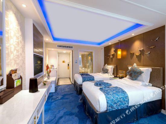 澳門帝濠酒店(Emperor Hotel)智尚客房