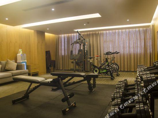 天和酒店(深圳機場T3航站樓店)(Tianhe Hotel (Shenzhen Airport Terminal 3))健身房
