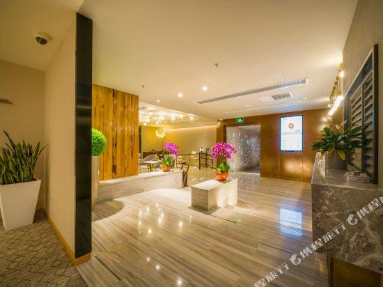 宿適輕奢酒店(上海大世界地鐵站店)(Sushe Qingshe Hotel (Shanghai Dashijie Metro Station))公共區域
