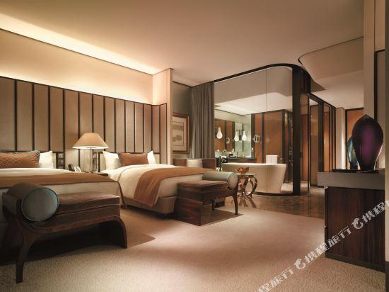 澳門美高梅酒店(MGM Macau)豪華房-帶加床