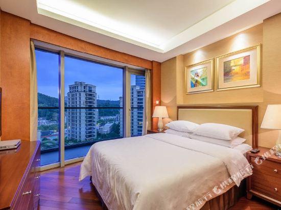 千島湖綠城度假酒店(1000 Island Lake Greentown Resort Hotel)5號樓湖景豪華套房