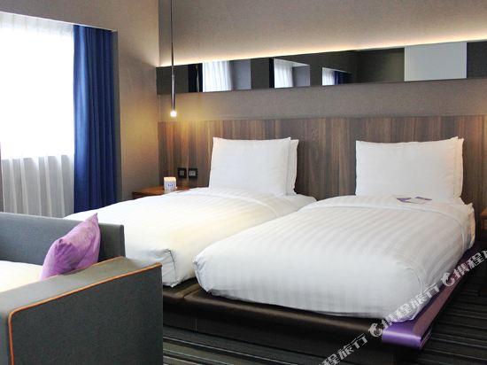 台北永安棧(Westgate Hotel)豪華套房 - 帶2張單人床