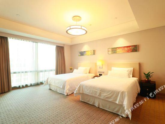 北京金融街行政公寓(Financier Executive Residence)兩居室