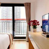 爾嘉納服務式公寓(廣州萬科海上傳奇店)酒店預訂
