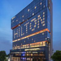 廣州天河希爾頓酒店酒店預訂