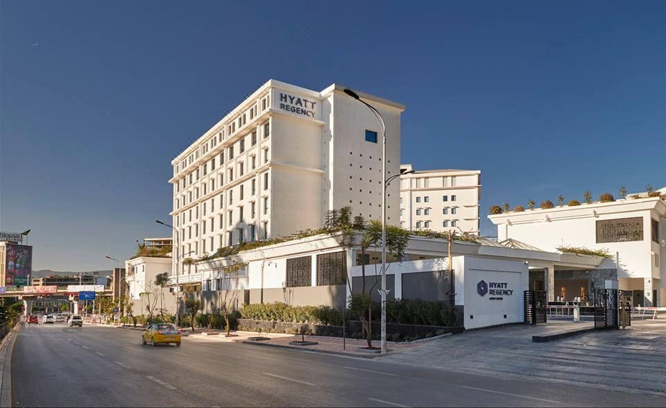 Hyatt Regency Addis Ababa, Hotel reviews and Room rates