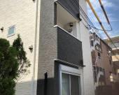 池袋温馨現代閣樓陽台公寓