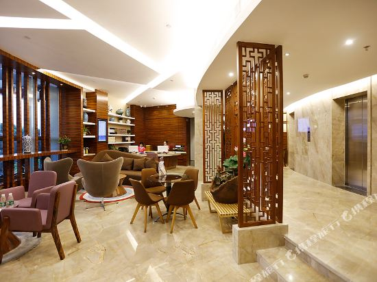 熹時代loft精品酒店(深圳北站店)(Xi Times Loft Boutique Hotel (Shenzhen North Railway Station))大堂吧