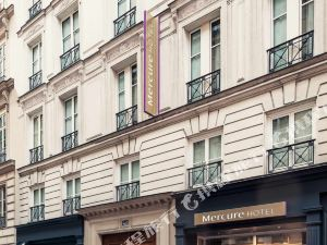 美居巴黎歌劇院林蔭大道酒店(Mercure Paris Opera Grands Boulevards)