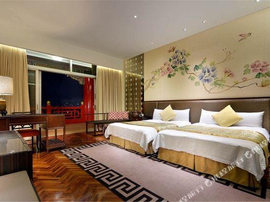台北圓山大飯店(The Grand Hotel)菁英商務客房