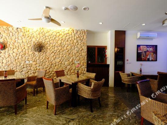屏東墾丁大街海逸渡假旅店民宿(Haiye Guest House Hostel)餐廳