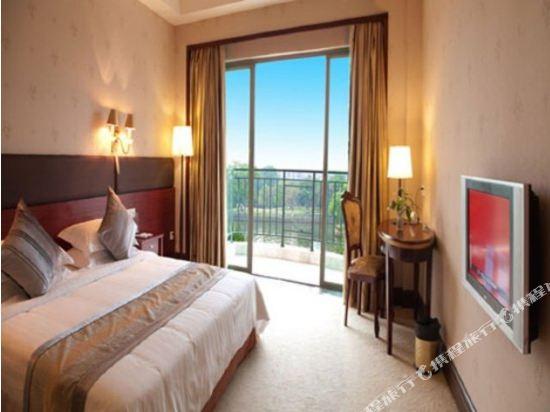 中山江畔商務酒店(Riverside Business Hotel)商務套房