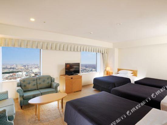 札幌艾米西亞酒店(Hotel Emisia Sapporo)家庭房