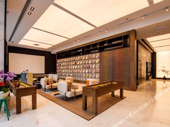 深圳濱河時代亞朵S酒店(Atour S Hotel)公共區域