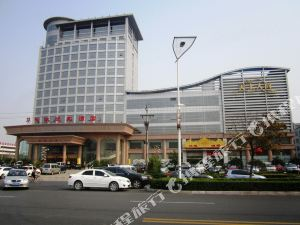 黃驊華悦凱旋酒店