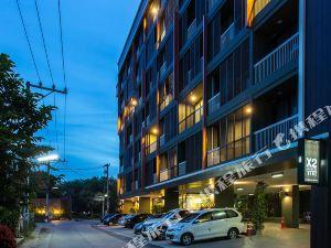 清邁X2優雅維伯酒店(X2 Vibe Chiang Mai - Decem Hotel)