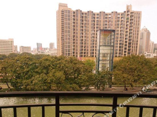 中山江畔商務酒店(Riverside Business Hotel)眺望遠景