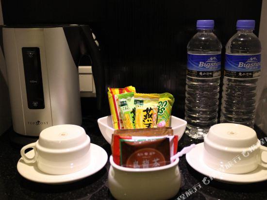 台北西門星辰大飯店(Ximen Citizen Hotel)經典3人房(無窗)
