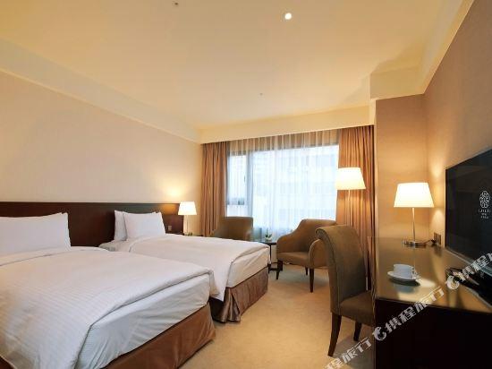 台中來來商旅(Lai Lai Hotel)精緻客房