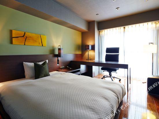 福岡天神UNIZO酒店(HOTEL UNIZO Fukuoka Tenjin)大床房