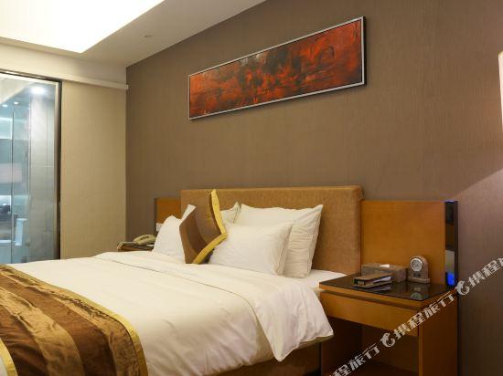 東莞金銀島國際大酒店(Treasure Island Hotel)高級單人房