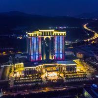 東莞曼佧特國際大酒店酒店預訂