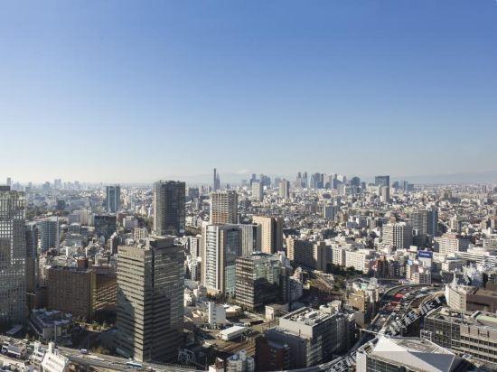 東京巨蛋酒店(Tokyo Dome Hotel)眺望遠景