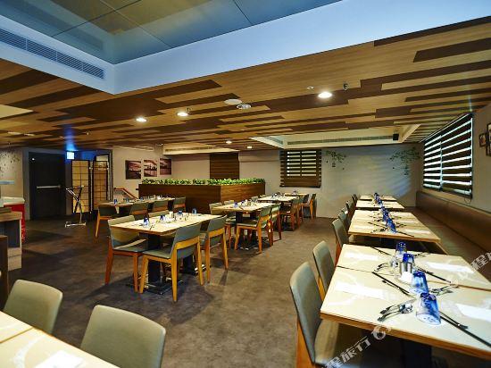 高雄宮賞藝術大飯店(KUNG SHANG DESIGN HOTEL)餐廳