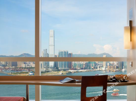 宜必思香港中上環酒店(ibis Hong Kong Central and Sheung Wan hotel)海景房
