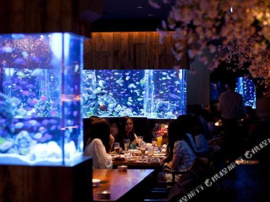大阪十字酒店(Cross Hotel Osaka)餐廳