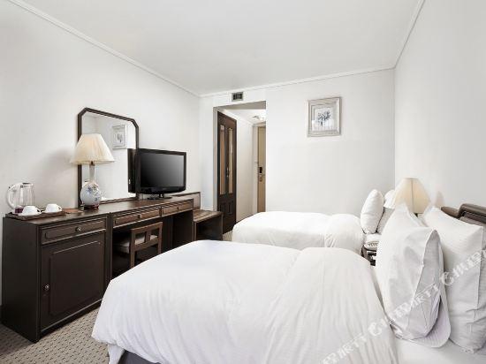總統酒店(Hotel President)商務雙床房