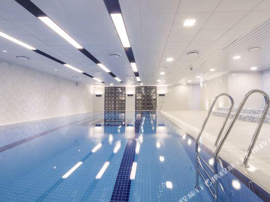 蒂瑪克格蘭德酒店明洞(Tmark Grand Hotel Myeongdong)室內游泳池