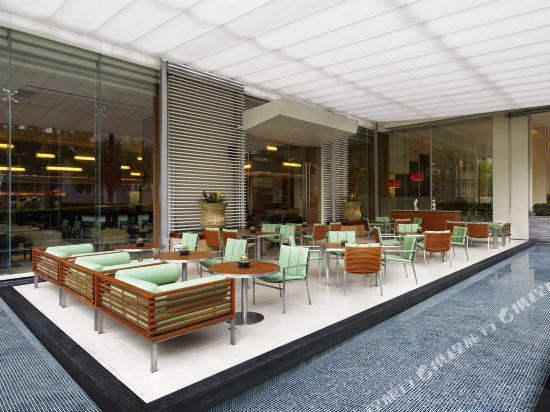 曼谷萬怡酒店(Courtyard by Marriott Bangkok)咖啡廳