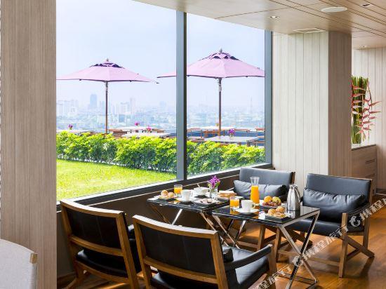 曼谷暹羅美居酒店(Mercure Bangkok Siam)餐廳