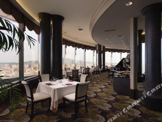 高雄寒軒國際大飯店(Han-Hsien Internation Hotel)餐廳